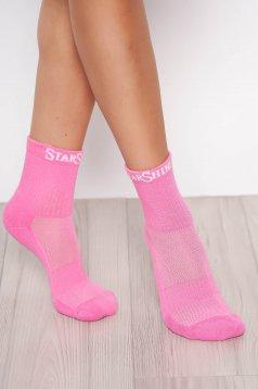 Pink StarShinerS zoknik vastag flotír belsővel