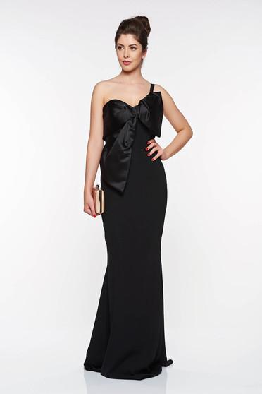 77d02310c3 Fekete Ana Radu ruha rugalmatlan szövet szirén tipusú szivacsos mellrész
