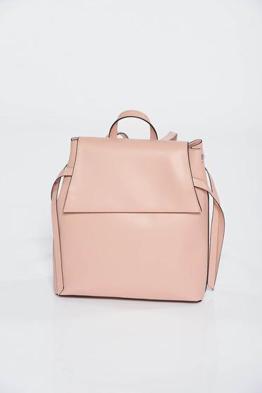 Rózsaszínű casual hátizsákok