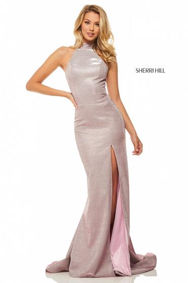 Rózsaszínű Sherri Hill 52826 Ruha