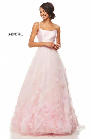 Pink Sherri Hill 52828 Ruha