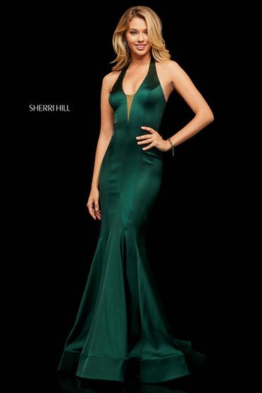 Zöld Sherri Hill 52887 Ruha