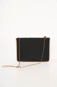 Fekete Top Secret alkalmi táska