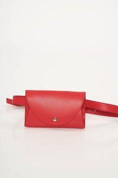 Piros Top Secret casual műbőr táska