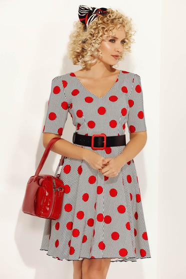 Piros Fofy ruha