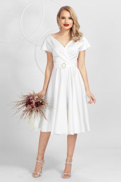 Fehér harang ruha