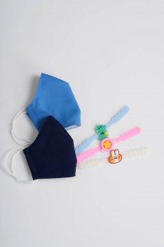 Kék StarShinerS védőmaszk